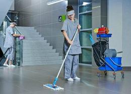 Профессиональная уборка служебных помещений в Москве от ООО Педант