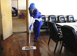 Уборка помещений и профессиональная уборка служебных помещений в Москве