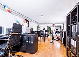 Услуги по утренней уборке офисов в Москве от компании Педант