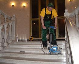 Услуги по восстановлению мрамора в Москве от ООО Педант