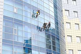 Клининговая компания и мойка фасадов